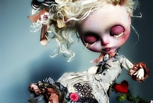 dolls / cool and creepy dolls / by Misha Noneyobusiness