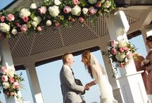 Outdoor Wedding Ceremony at Land's End / Land's End is defined by its beautiful panoramic water views as the backdrop to your wedding ceremony...