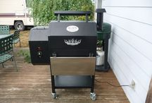 I love Pellet Grilling! / We recently purchased a Blazn Grillworks Grand Slam and we love cooking on it! Here are some pics of some of the tasty food we've cooked on it. Enjoy!