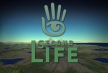 Second Life & Other Virtual Worlds / by Dreamer Pixelmaid