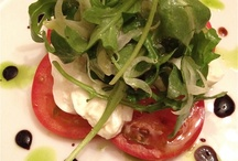 Salads & Caprese / How many ways to serve Caprese???? / by KathyMillerTime