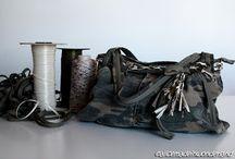 Riciclo / Abiti e accessori realizzati dal recupero di abiti e accessori in disuso