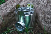 PREPPERS: Cooking Off-Grid During Power Outage & Other Outdoors Alternatives. / Short or Long Term Sustainability and Self Reliance with no power, Bunker-Down At Home / Shelters or Outdoors Survival Cooking Your Meals. / by Joseph Gallant