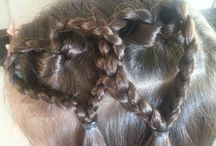 hair styles for my girls
