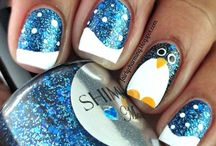 Cute fingernails