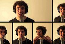MUSIC - acapella covers / Reprises a capella
