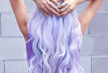 unicorn hair