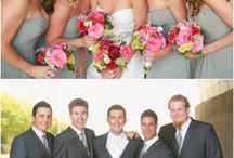 posey pose - bridal party / by Mary Brunst Photography