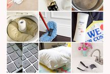 Cleaning tips / Clean house