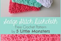 Knit & Stitch / Textile & fiber to do / by Denise Rose