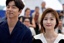 Gong Yoo & Yoo Mi