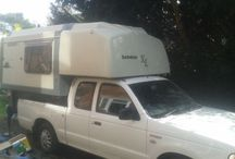 Demountable self-builds & projects / One off builds by DIY and renovation projects on campers