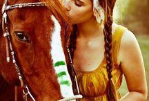 Paarshooting Boho/Pferd