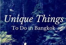 Thailand / Planning for my trip to Khao Lak & Bangkok in may 2016
