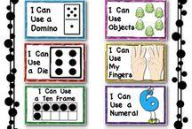 Kindergarten - Numeracy