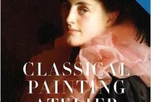 Figurative art books / Fabulous books & DVDs for figurative painters and sculptors