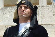 Presedential Guard! / Προεδρική φρουρα-μοναστηρια