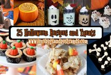 Simply Charming Halloween / All things spooky & spirited--Halloween is a super fun holiday for grownups too--don't forget your themed #wine charms for the party!