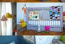 Children's bedrooms / by Adeline Marty