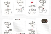 Life Journalling Cards