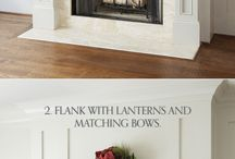 Fireplace Mantel Moldings