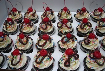 Cupcakes I've made / by Karen Tripp