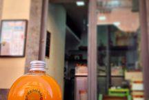 """Olio nuovo in festa da SpremiAmO / In programma per domenica 1 e lunedì 2 novembre l'evento """"Olio nuovo in festa da SpremiAmO"""" propone la degustazione e prenotazione dell'olio nuovo proveniente da Nocellara del Belice di Castelvetrano.  In occasione della manifestazione oltre alle spremute, gli estratti e i prodotti di eccellenza della Sicilia sarà possibile acquistare le moffolette con l'olio nuovo, le alici, la ricotta, il caciocavallo."""
