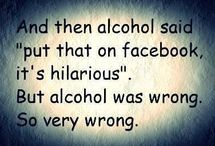 alcohol funny
