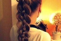 Hair -braided hairstyles