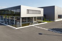Office and industrial building Tuxhorn / by Architekten Wannenmacher+Möller GmbH