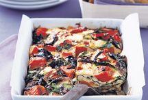 Vege pies and tarts