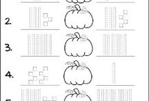 Classroom - halloween