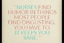 Nurse Funnies / by Stacy Langford
