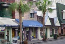 MOUNT DORA, FLORIDA / Upscale Vacation Rental / by From the Cottage