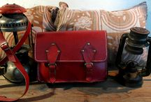 Nomad Leather Goods / handmade leather items from Nomad Leather Goods