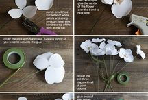 Paper Flowers / Craft