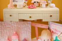 Ingrid's Baby Doll Party