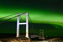 Northern Lights / Experience perfect happiness in the glimpses of magical Northern Lights! #Northern lights
