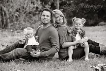 Family session / by Hailey Blair