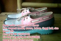 Model Sepatu Docmart untuk wanita (www.parislovelyshoes.com)