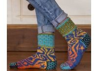 April is Sock Month! / Celebrate sock knitting with these fab patterns! / by Knitting Daily