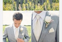 Groomsmen Suits & Maid Dresses