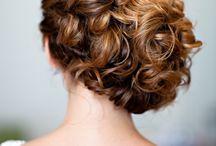 Casamento | cabelo e maquiagem / by Tânia Simões