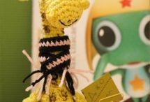 Amigurumi / What I wanna knit