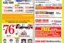 UPSC/IAS/IFoS/CSAT/CSIR/GATE UGC NET Coaching in Delhi / by Ims New Delhi