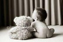 Tsjip pins | Baby fotografie