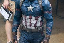 Captain America Civil War Outfits
