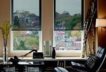 Window Treats / Possible options for window coverings  / by Jennifer Kennedy
