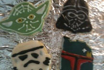 Baking / Here are some pictures of the backing/decorating things I have done!   / by Helen Hite