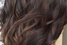 cabelo castanho